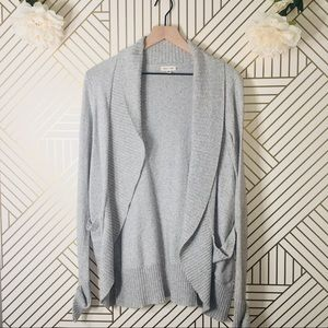 Urban Outfitters | Silence + Noise Gray Cardigan